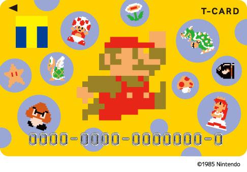 T card Mario