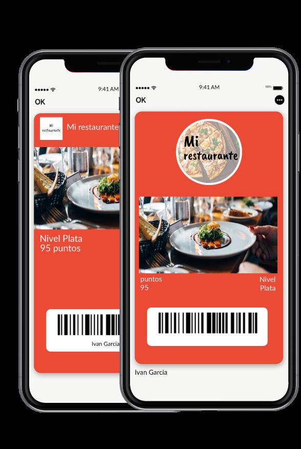 Tarjeta de fidelidad desmaterializada en Google Pay